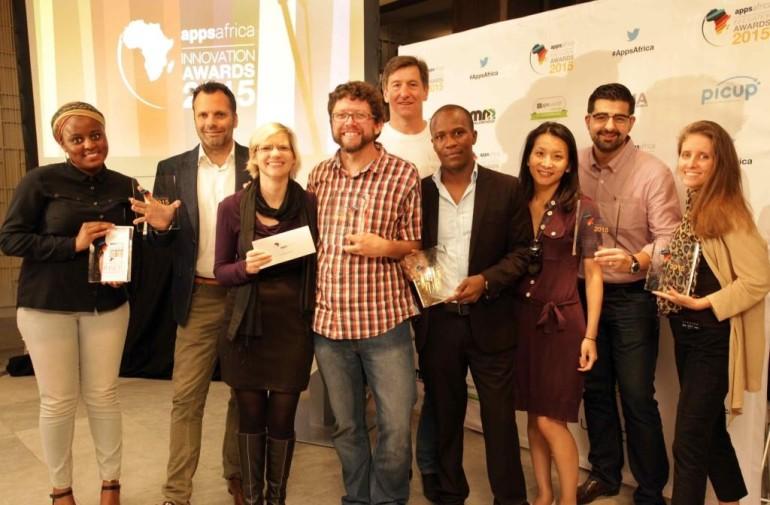 AppsAfrica.com Innovation Award Winners 2015 Announced